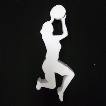 Female Basketball Shooter (EPS Foam)