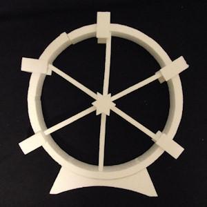 Ferris Wheel (EPS Foam)