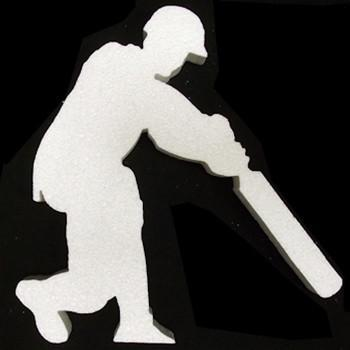 Cricket Player (EPS Foam)