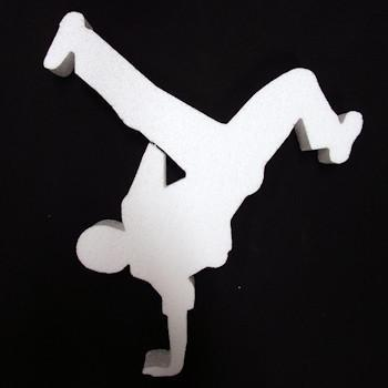 Break Dancer (EPS Foam)