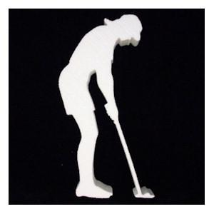 Female Golfer (EPS Foam)