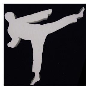 Karate Figure (EPS Foam)