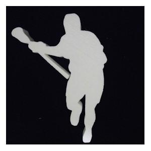Lacrosse Player (EPS Foam)