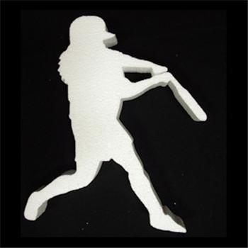 Softball Player (EPS Foam)