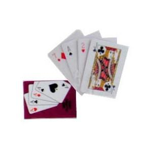 Mini Playing Cards (Deck)