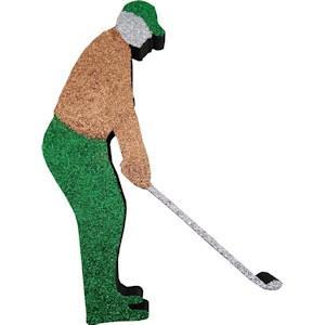 Male Golfer (EPS Foam finished)