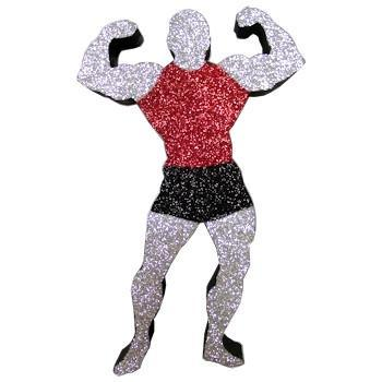 Body Builder (EPS Foam - finished)