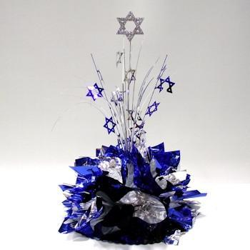 Basic Bar Mitzvah Centerpiece