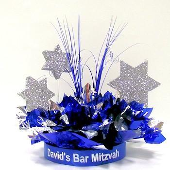 Star of David Centerpiece