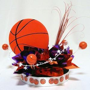 Basketball Have a Ball Centerpiece