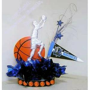Basketball Sports Pro Centerpiece