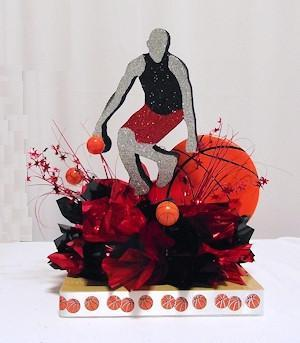 Free Throw Centerpiece