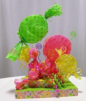 Candy Fun Centerpiece