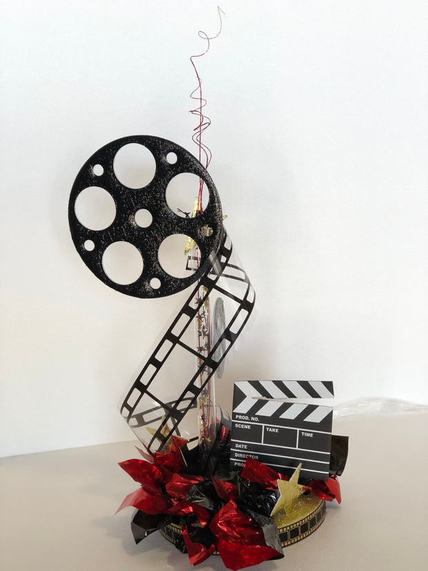 Hollywood Glamour Centerpiece