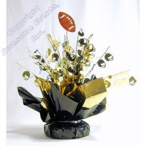 Football Starburst Centerpiece
