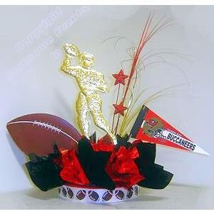 Football Sports Pro Centerpiece