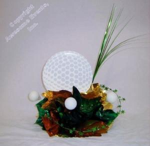 Golf Have a Ball Centerpiece (economy)