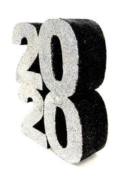 2020 Foam Cut Out (Block Font)