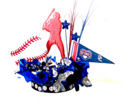 Baseball Sports Pro Centerpiece