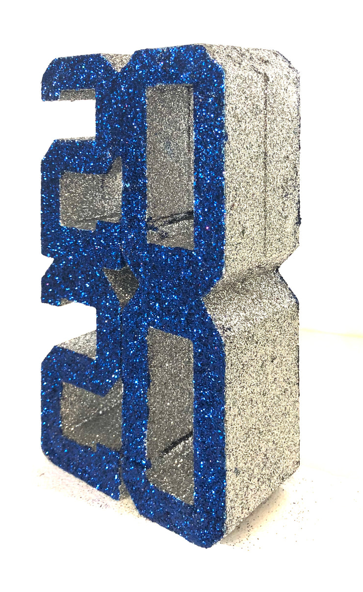 2020 Foam Cut Out (College Font)