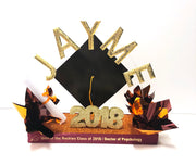 Commencement Celebration Centerpiece