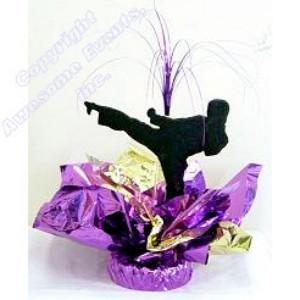 Karate Quick Wrap Centerpiece