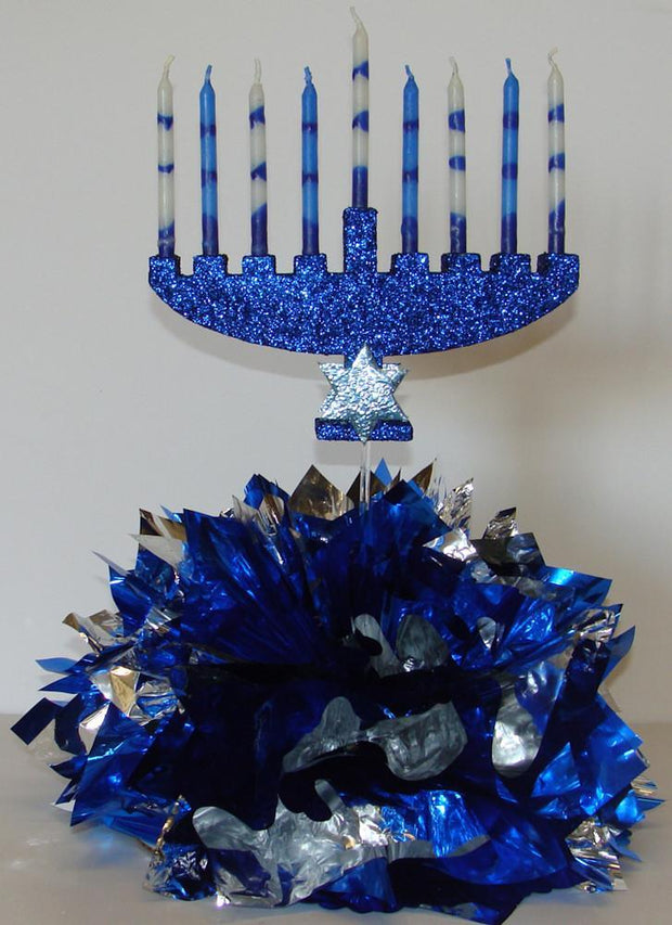 Celebrate Hanukkah Centerpiece