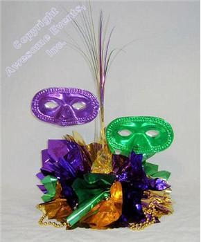 New Orleans Night Centerpiece (Economy)
