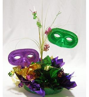 New Orleans Night Centerpiece