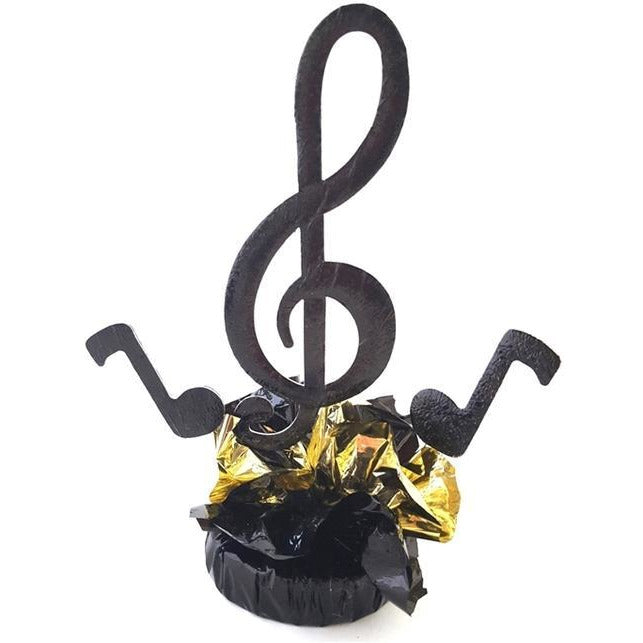 G-Clef Quick Wrap Centerpiece