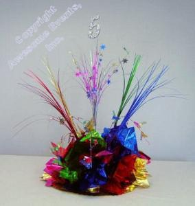 Party Time Centerpiece