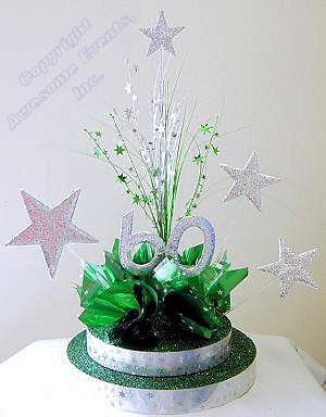 Summit (2-tiered) Centerpiece