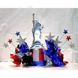 Miss Liberty Centerpiece