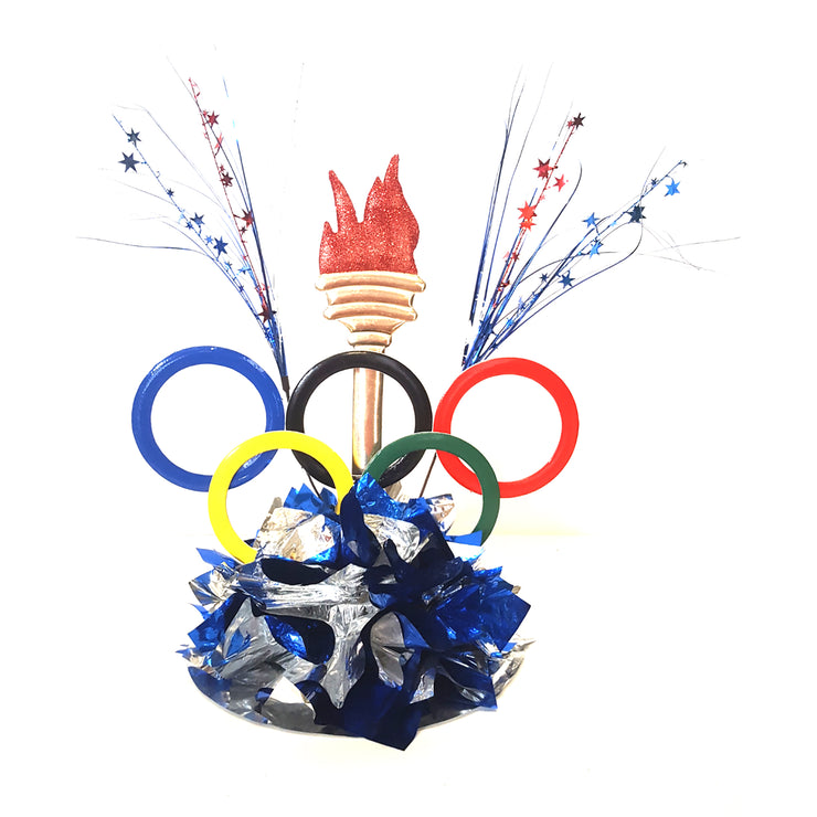 Olympic Spirit Centerpiece