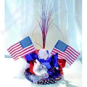 Stars and Stripes Centerpiece