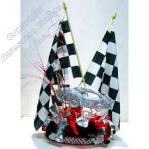 Finish Line Centerpiece