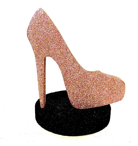Stiletto Shoe with Base