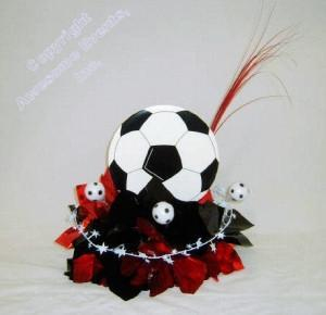 Soccer Have a Ball Centerpiece (economy)