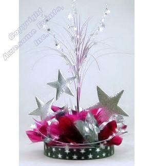 Star of  the Night Centerpiece