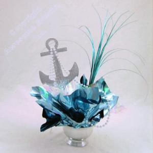 Sea Anchor Centerpiece