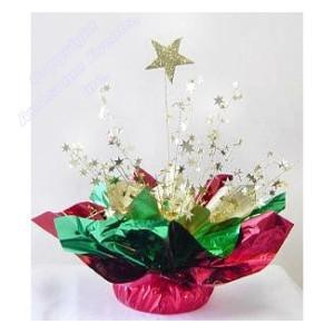 Christmas Starburst Centerpiece