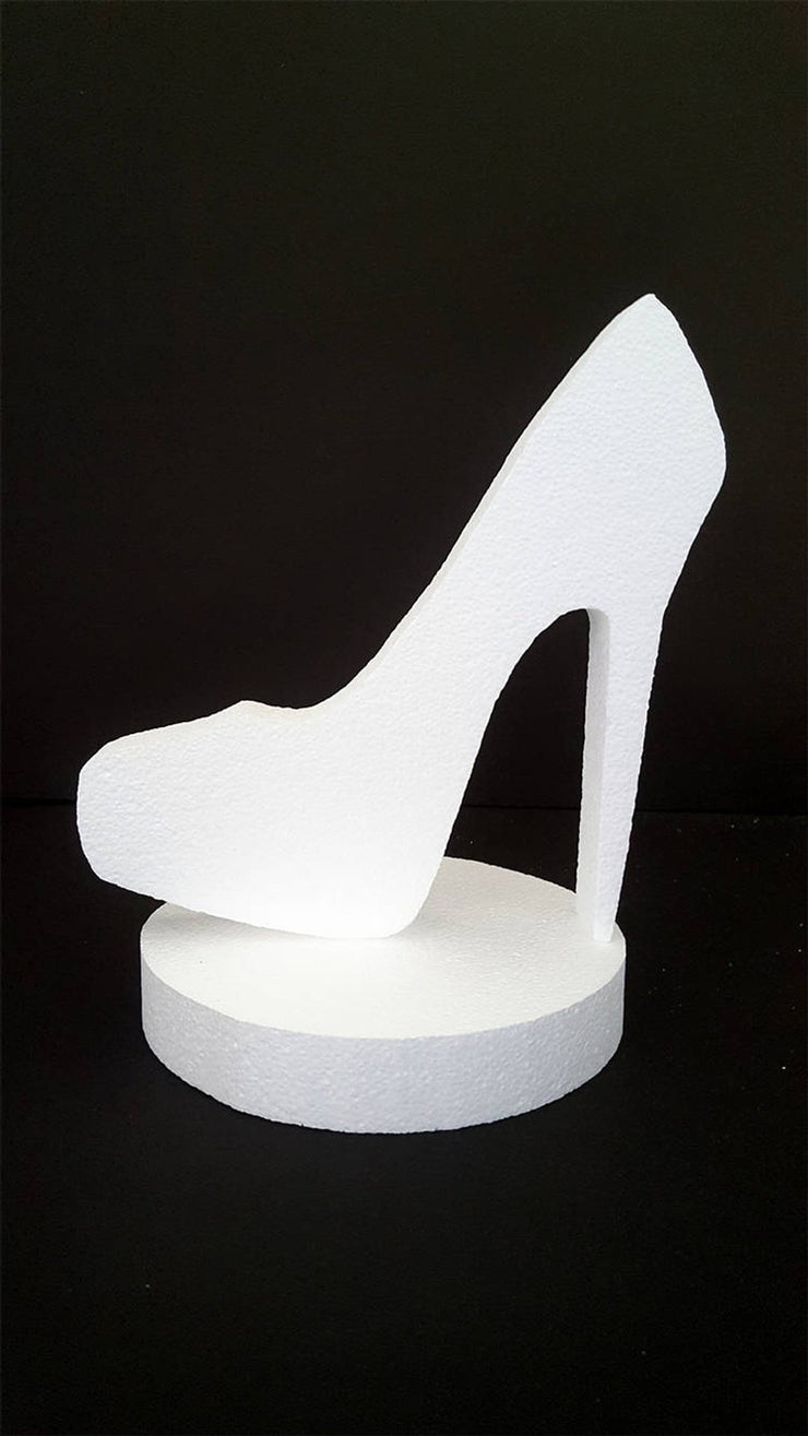 High Heel Shoe & Base