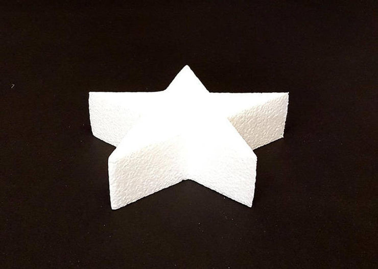 Star Cut Out Unfinished
