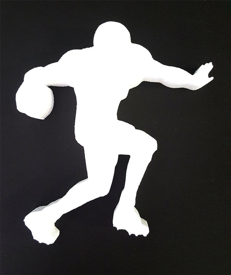 Football Runner from Cut Outz