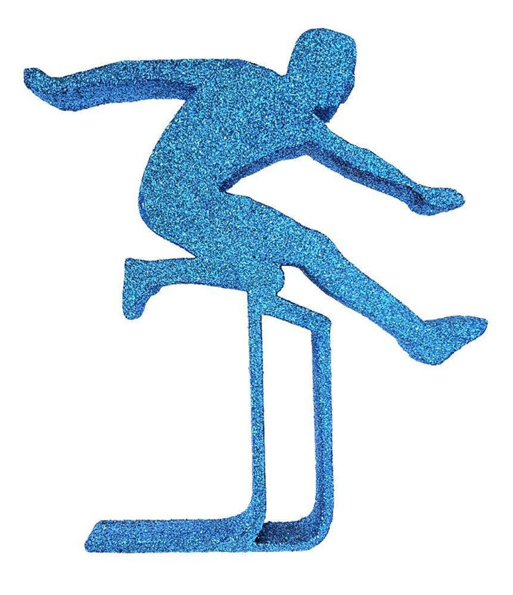 Male Hurdler Cut Out