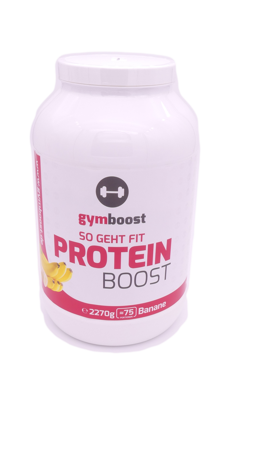 Protein-Booster - 2.27 Kilogramm - pure Gymboost