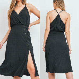 Day to Night Dress - Black