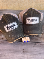 """Thelma or Louise"" Hat"