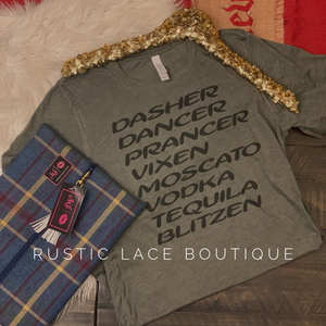 Dasher & Tequila Graphic Tee