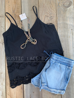 Scalloped Edged Cami